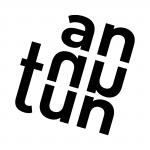 ANTUNTUN_skraceni logo_crni